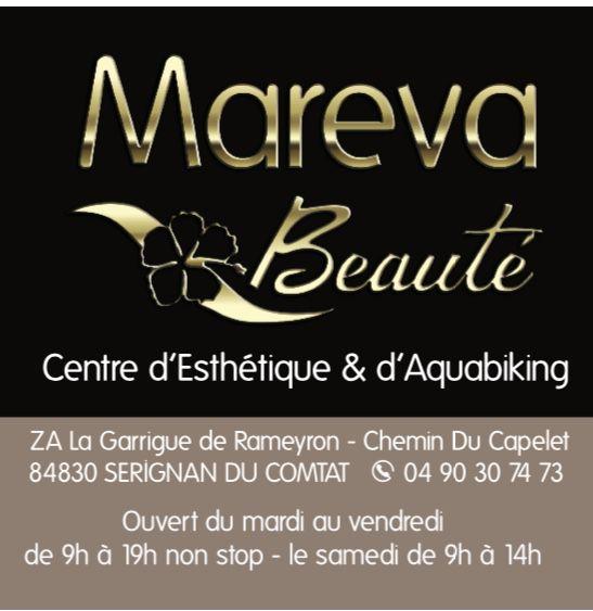 Logo Mareva Beauté