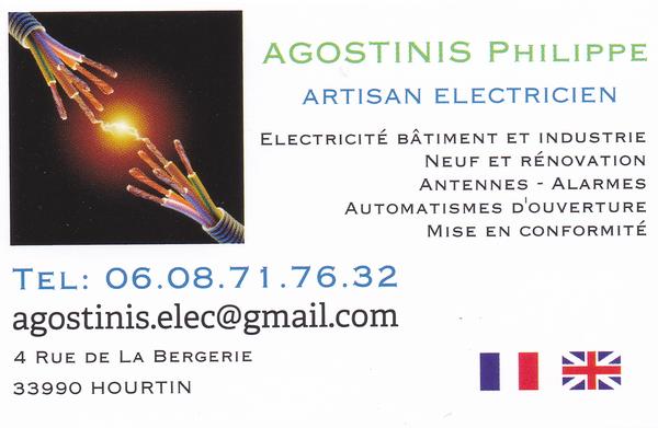Logo Agostinis Philippe