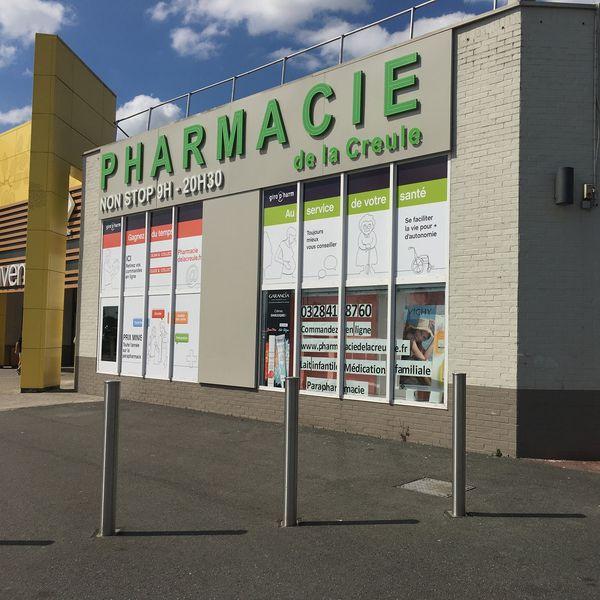Logo Pharmacie De La Creule