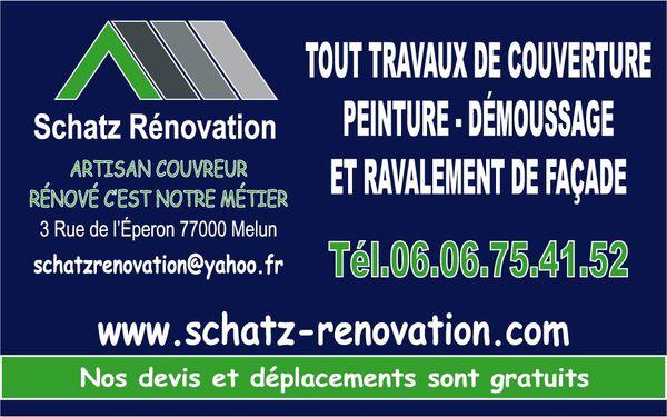 Logo Schatz Rénovation