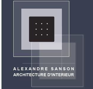 Logo Alexandre Sanson - Architecture D'Interieur