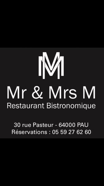 Logo Mr & Mrs M