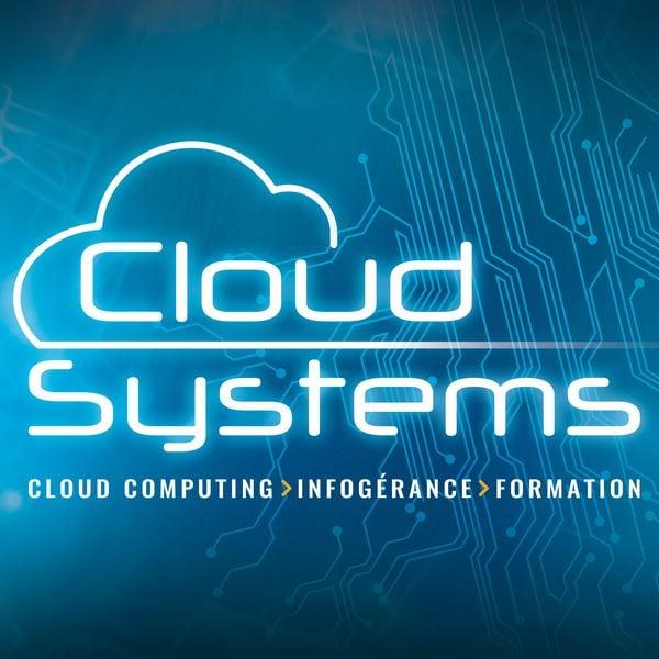 Logo Cloud Systems
