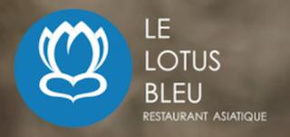 Logo Le Lotus Bleu