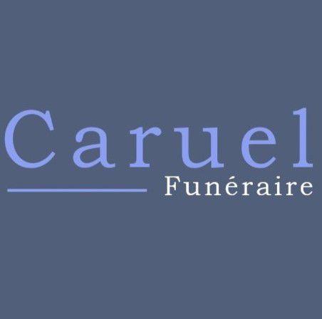 Logo Caruel Funeraire