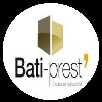 Logo Bati Prest Etudes Et Réalisations