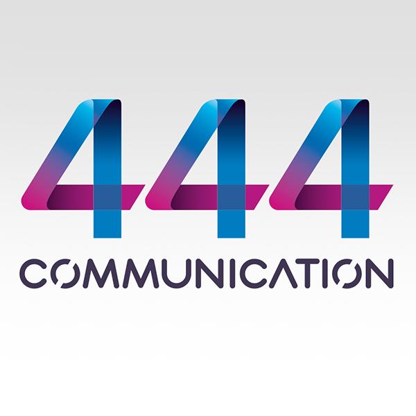 Logo 444 Communication