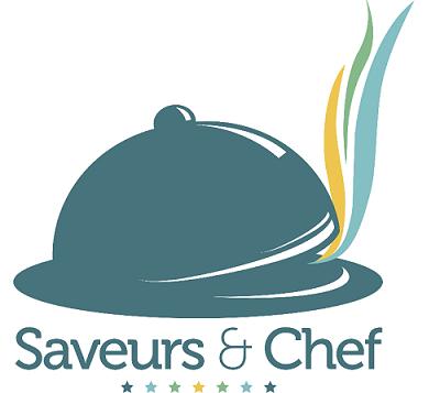 Logo Saveurs Et Chef