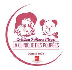 Logo La Clinique Des Poupées Créations