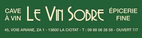 Logo Le Vin Sobre La Ciotat