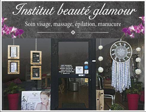 Logo Institut Beauté Glamour