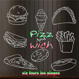 Logo Pizzandwich