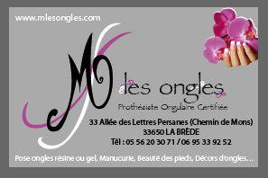 Logo M Les Ongles