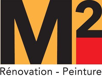 Logo M2 Rénovation Peinture EURL