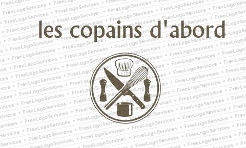 Logo Restaurant les copains d'abord