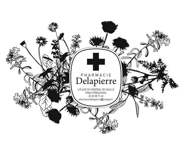 Logo Pharmacie Delapierre
