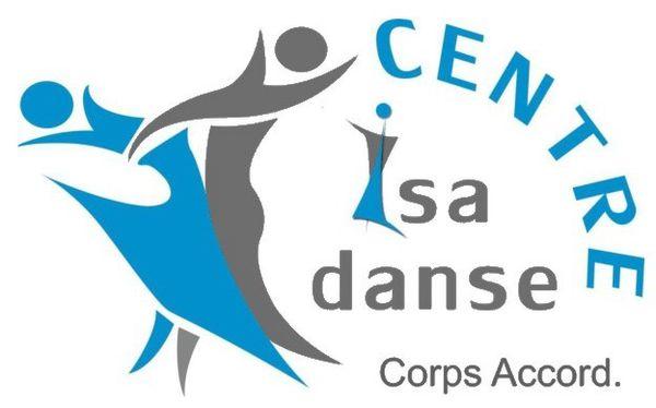 Logo Centre De Danse Isabelle Fond