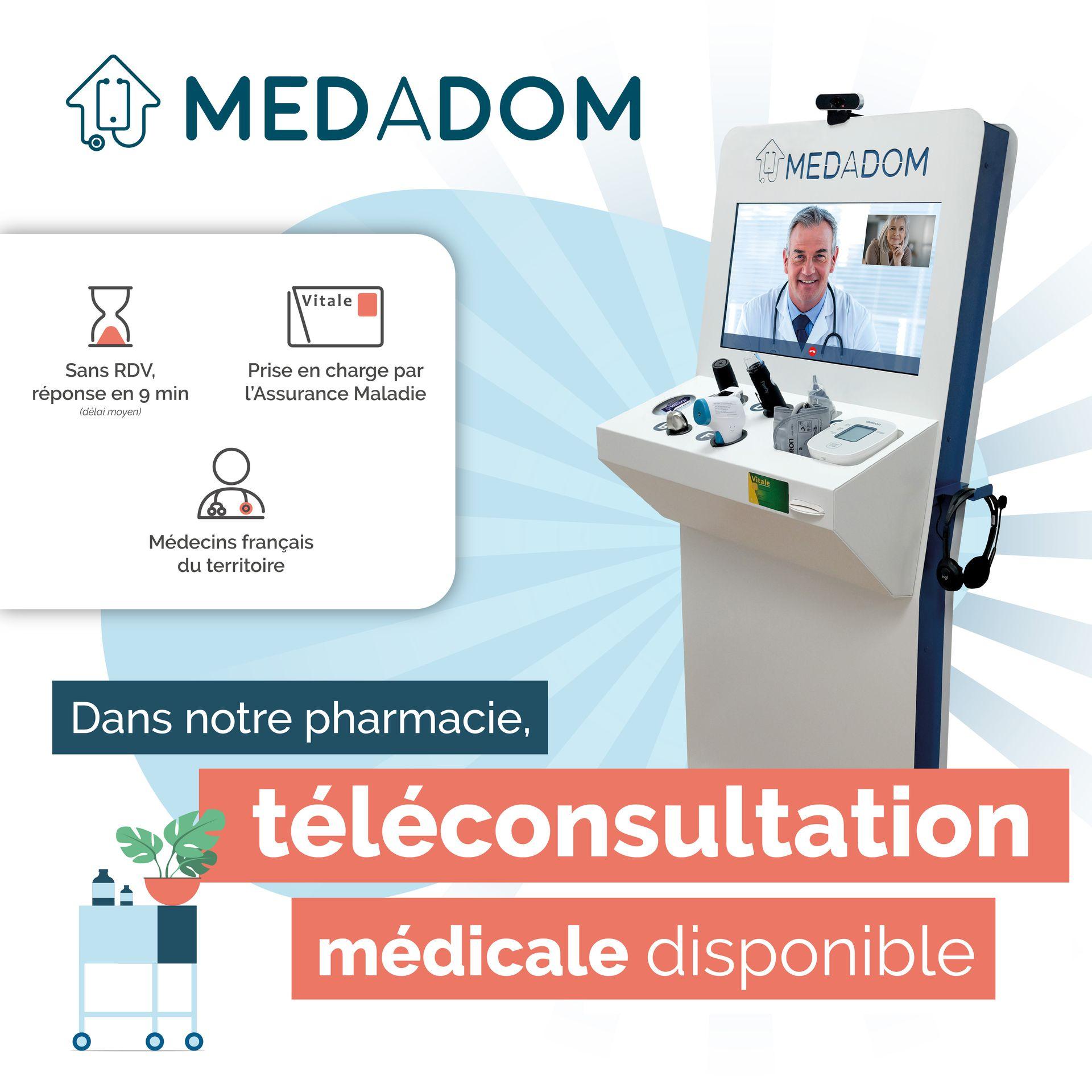 Logo Pharmacie Medicis