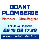 Logo Odant Plomberie SASU