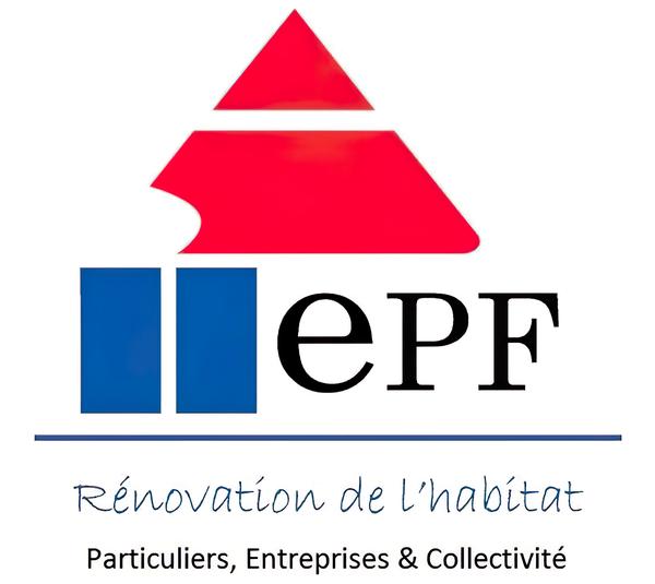 Logo GROUPE EPF - Entreprise de Rénovation 92 Paris