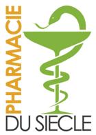 Logo Pharmacie du Siècle SARL