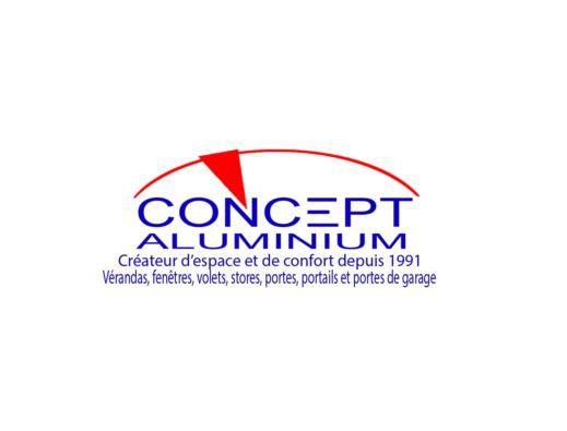 Logo CONCEPT ALUMINIUM