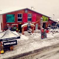 Top Ski Glisse - SAINT LARY SOULAN