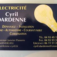 Dardenne Cyril - MANDELIEU LA NAPOULE