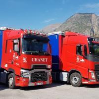Euro Trans Chanet - LA ROCHE BLANCHE