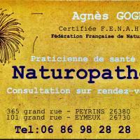 Agnès Gogniat Naturopathe - ROMANS SUR ISÈRE