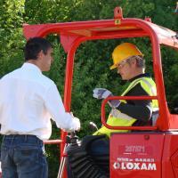 LOXAM Power Metz - HAUCONCOURT