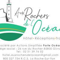 HOTEL AUX ROCHERS DE L'OCÉAN - GIVRAND