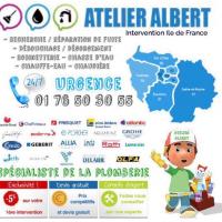 ATELIER ALBERT - LA GARENNE COLOMBES