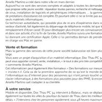 Docthau PC 34 - BALARUC LES BAINS