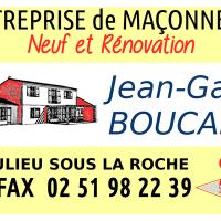 Boucard Jean-Gaël - BEAULIEU SOUS LA ROCHE