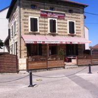 Hotel De La Gare Chez Bricole - SAINT JEAN DE BOURNAY