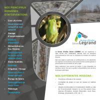 B.E.T Legrand Gérard BUREAU ETUDES TECHNIQUES LEGRAND GERAR - TOURS