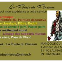 La Pointe Du Pinceau - LAUNAGUET
