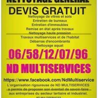 ND Multiservices - CAEN