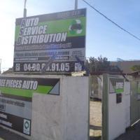 AUTO SERVICE DISTRIBUTION - MONTEUX