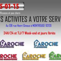 Laroche (ETS) - MONTROUGE