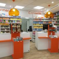 Pharmacie du Métro Bel Air - PARIS