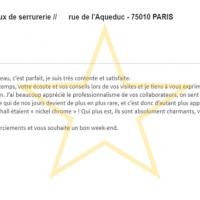 Clés Stop Sécurité SARL - PARIS