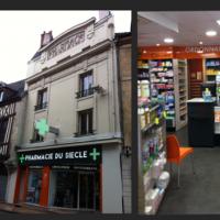 Pharmacie du Siècle SARL - DIJON