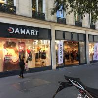 Damart Paris, Chatelet - PARIS