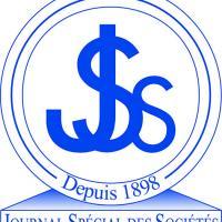 Journal Spécial des Sociétés JSS - PARIS