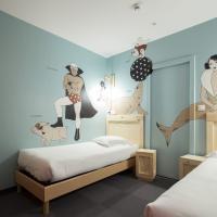 Hôtel Graffalgar - STRASBOURG