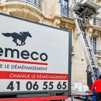 DEMECO CHALLENGE DÉMÉNAGEMENTS AGENT - LEVALLOIS PERRET
