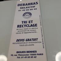 Bigues Bennes - PARIS
