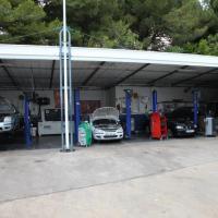 Garage Abrigo - SAINT LAURENT DU VAR